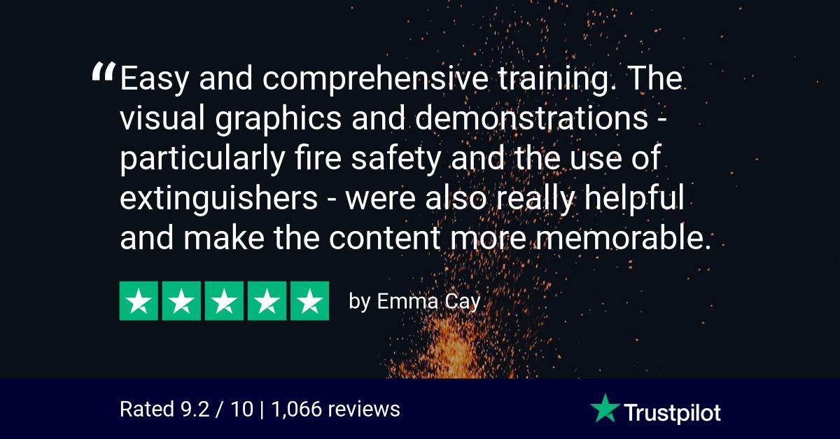 iHASCO Fire Awareness Review