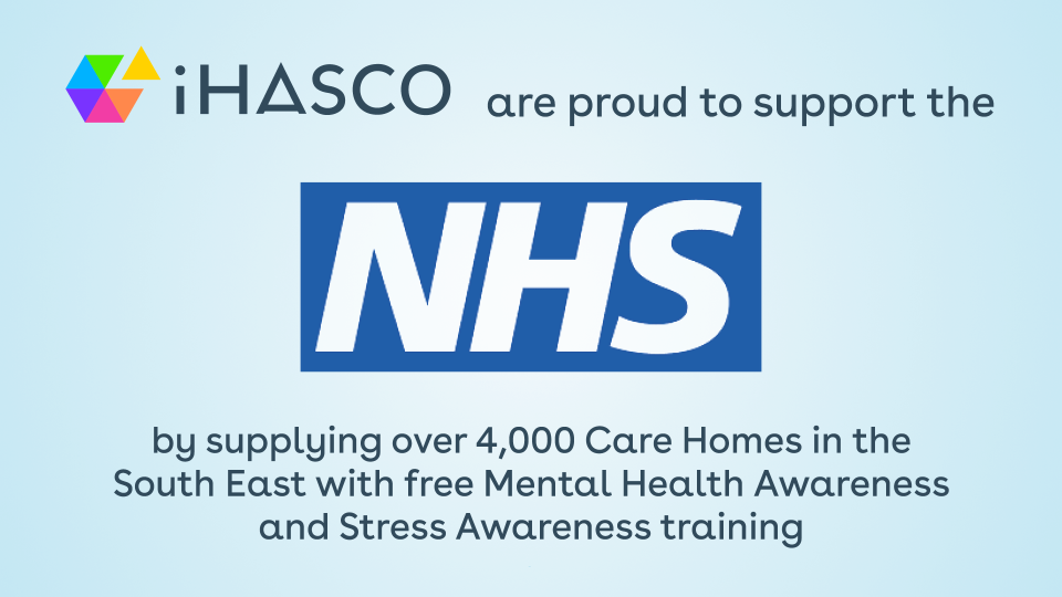 iHASCO supporting the NHS