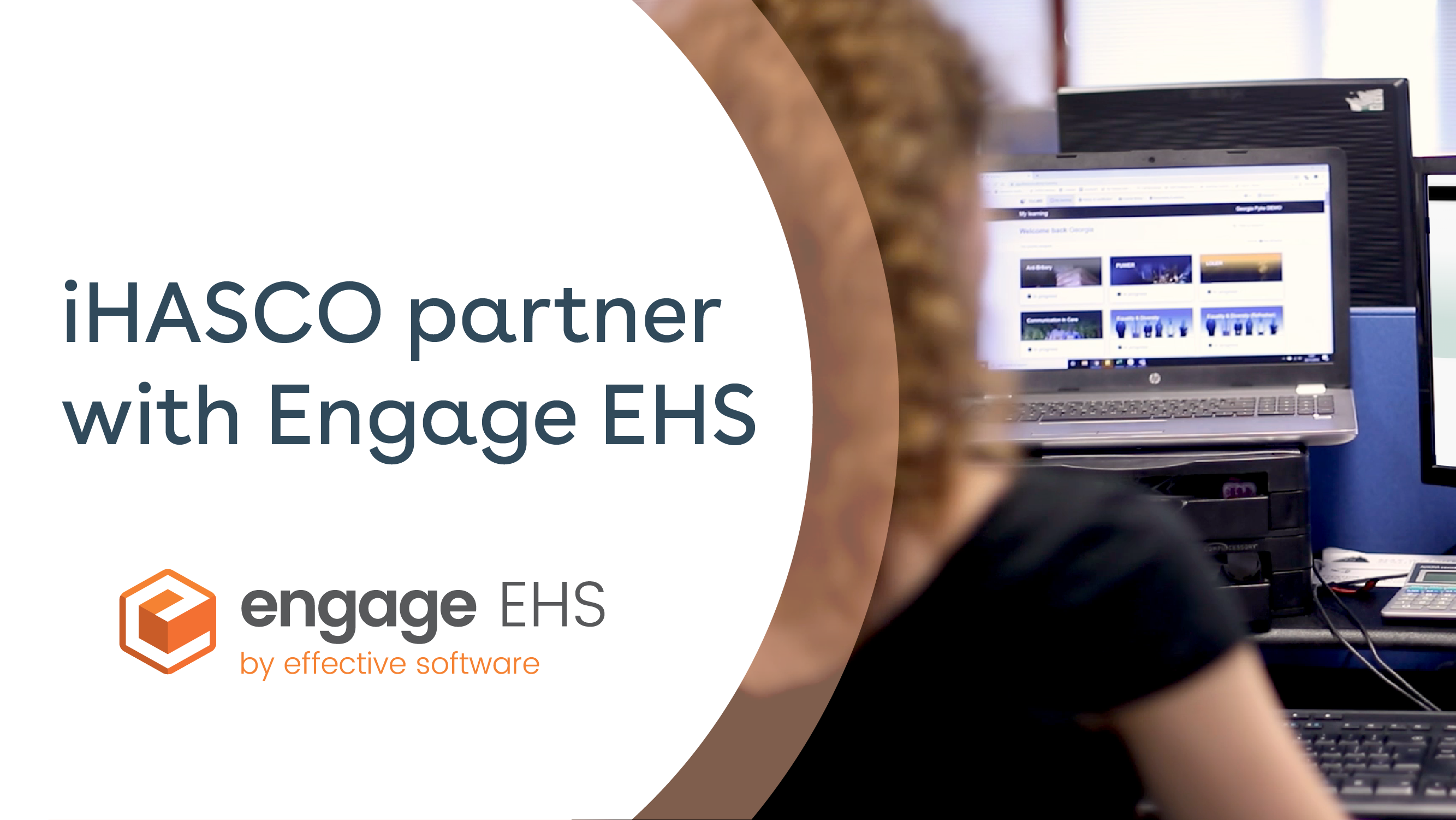 iHASCO have now partnered with Engage EHS
