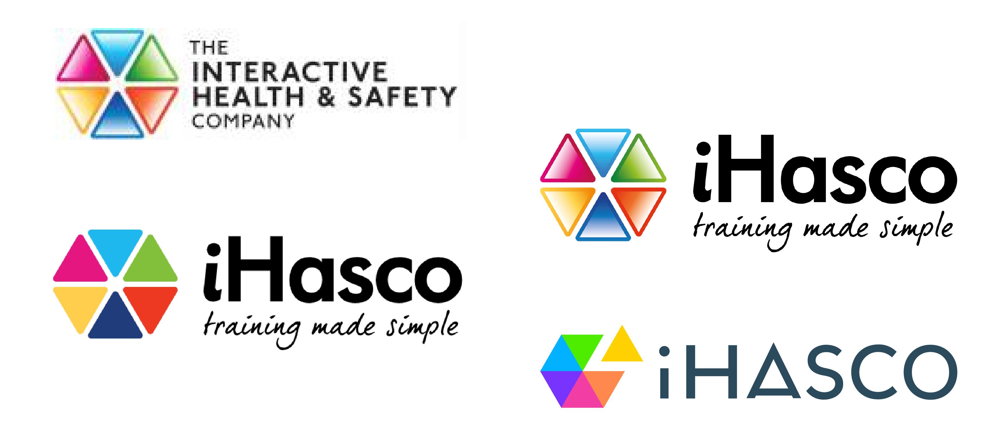Our iHASCO logo over the decade