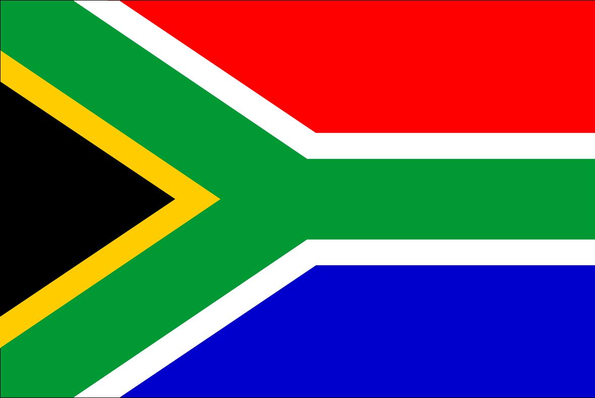 The Afrikaans flag.