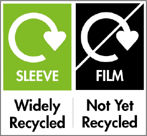 Widely & Not Yet Recycled Logo
