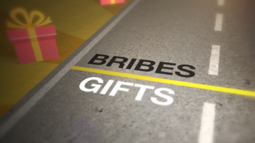 Section 3: The difference between bribes and gifts