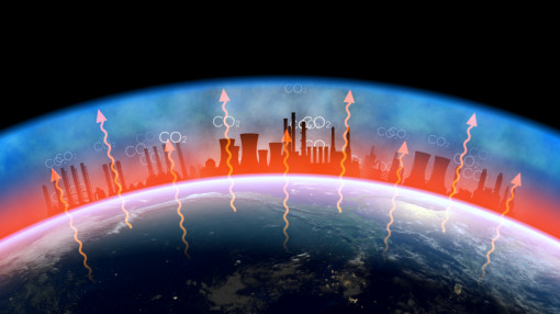 An animated image of our planet - Environmental Awareness Training is essential for all workplaces.