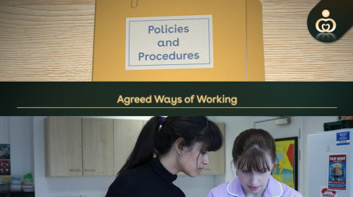 Policies and procedures in Care