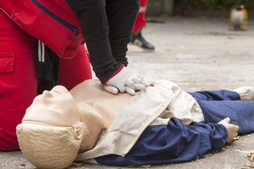 First Aid Kit - First Aid Requirements & RIDDOR Training