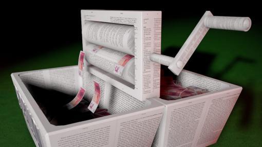 Money on a washing line - Anti-Money Laundering Training