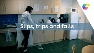 Slips, trips and falls youtube thumbnail