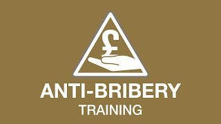 Anti-bribery training youtube thumbnail