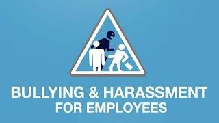 Bullying - Employees youtube thumbnail