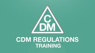 CDM training youtube thumbnail