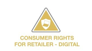 Consumer rights - digital youtube thumbnail