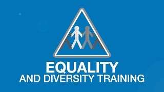 Equality & diversity training youtube thumbnail