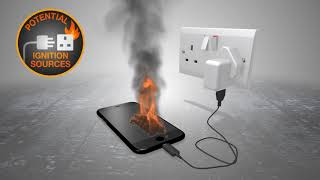 Fire ignition sources youtube thumbnail