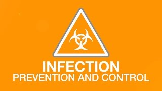 Infection prevention youtube thumbnail