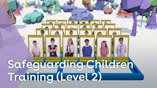 Safeguarding children training youtube thumbnail