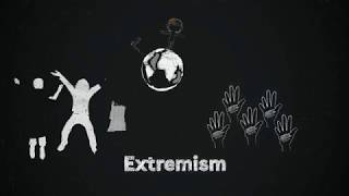 What is extremism? youtube thumbnail