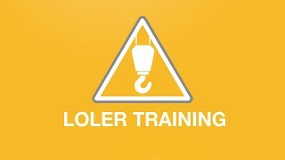 LOLER training youtube thumbnail