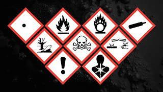 COSHH symbols youtube thumbnail