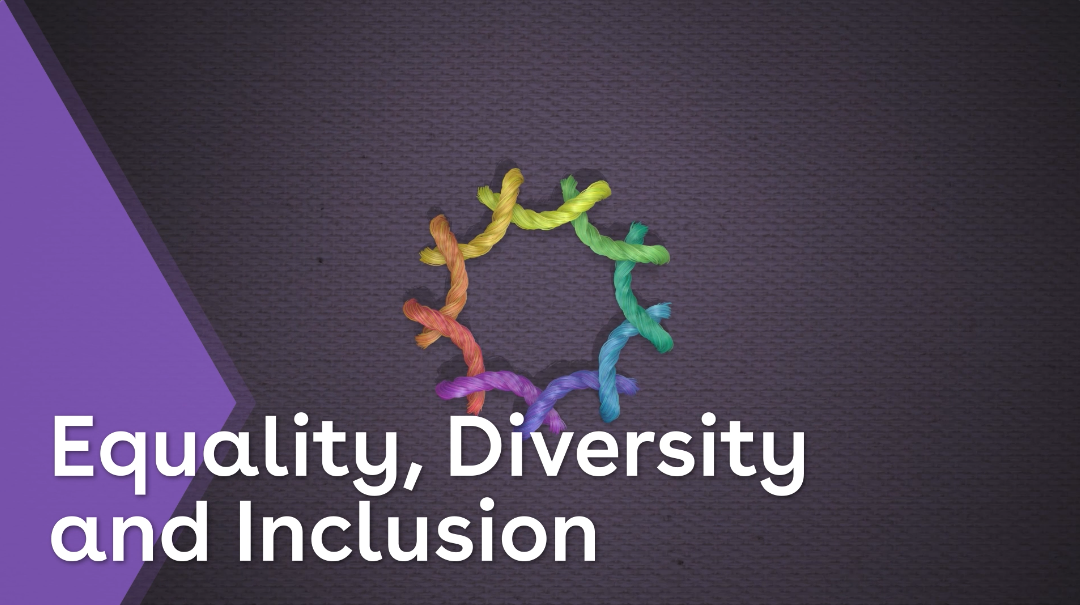 Equality, Diversity & Inclusion youtube thumbnail