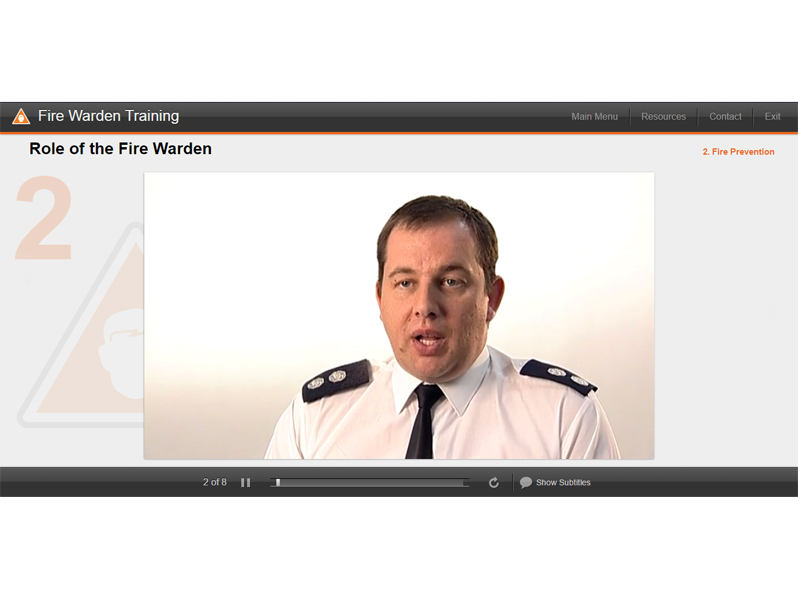 Fire Warden And Fire Marshal Training Courses Online, Fire Prevention