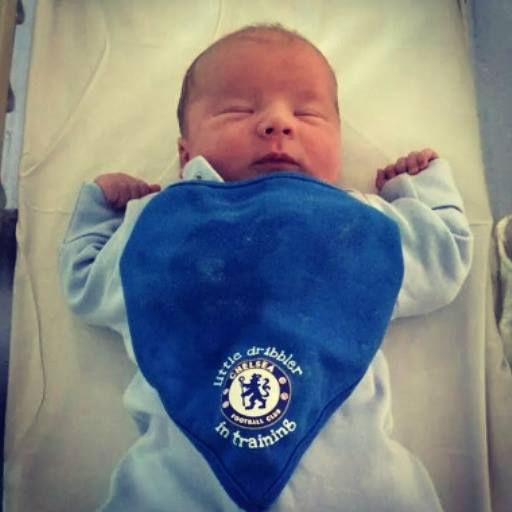 Freddie Jude - the 1st iHasco baby