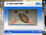 Slips, Trips and Falls Training Courses Online