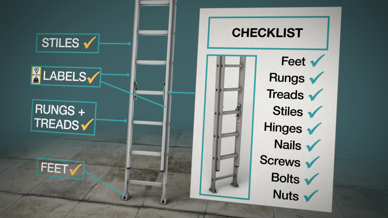 Ladder Safety Training Iosh Approved Online Training