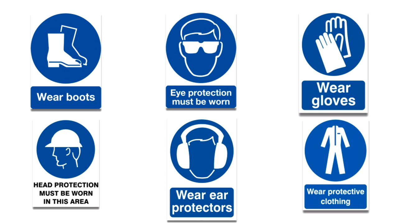 personal protective equipment training ppe safety ihasco Storefront Clip Art Gas Station Clip Art