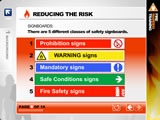 Fire Spread section from the brilliant Fire Warden Training by iHasco.co.uk